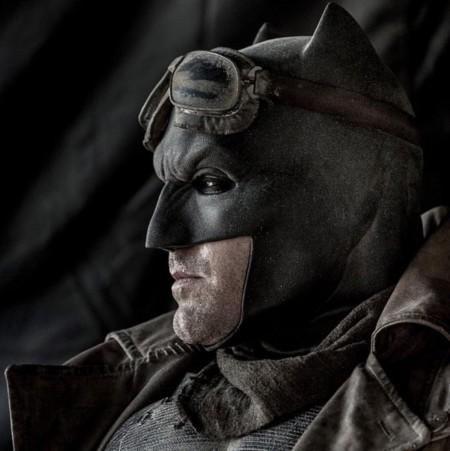 Otro vistazo al Batman de Ben Affleck
