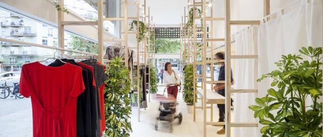 Espacios para trabajar: Mit Mat Mama Barcelona se llena de luz y naturaleza