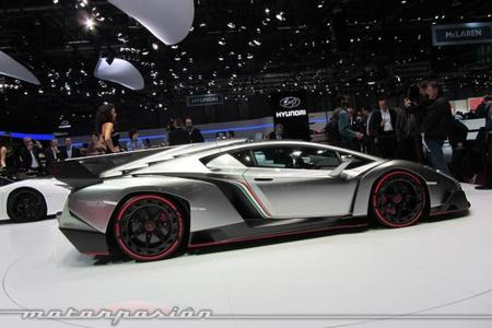 Lamborghini Veneno Ginebra 2013