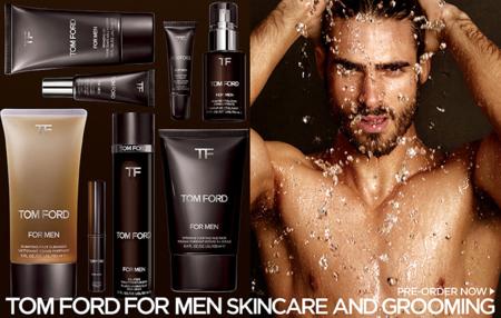 La línea cosmética de Tom Ford es sin duda la mejor inversión para cualquier hombre