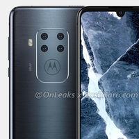 Filtrado un misterioso Motorola con cuatro cámaras, quizá una nueva serie