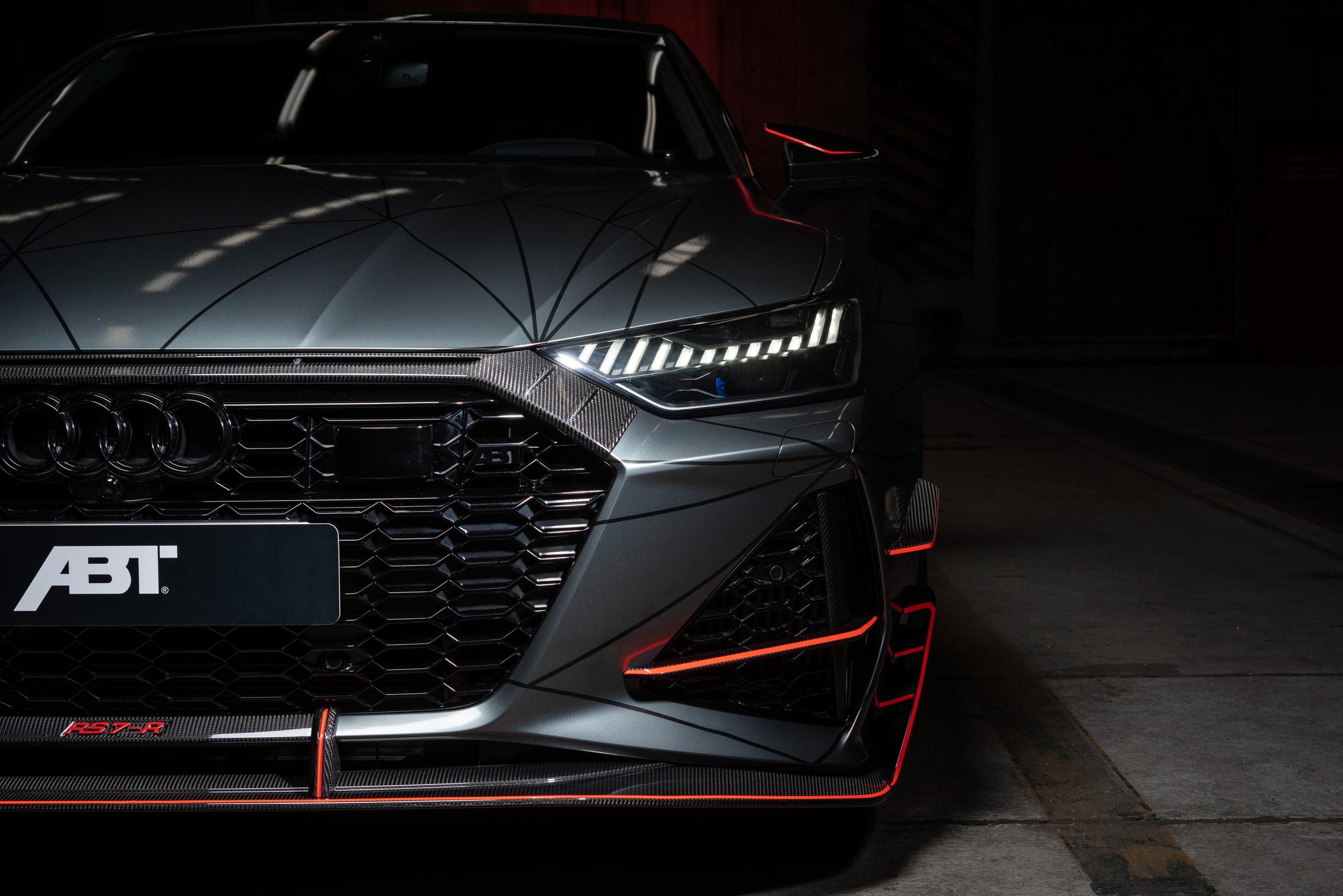 Foto de Audi ABT RS7-R (1/18)