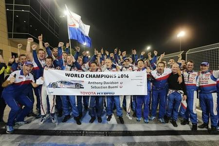 Toyota Racing, campeones del mundo de pilotos del WEC