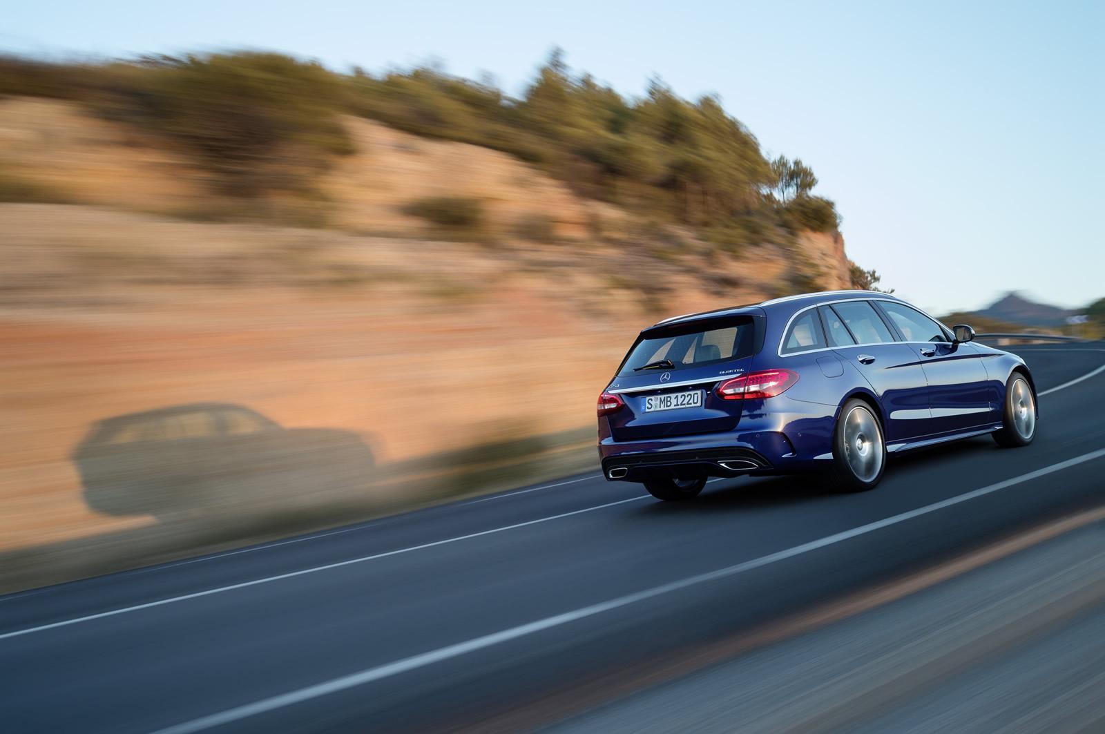 Foto de Mercedes-Benz Clase C Estate 2014 (26/36)