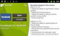 Actualización 1.5.3 de Facebook para Android, ahora podrás etiquetar a tus amigos en tus estados