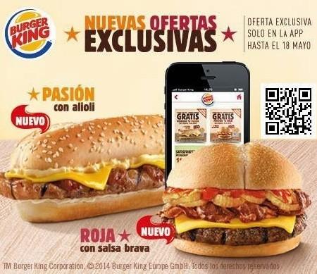 Burger King anuncia nuevos 'fichajes', con patatas y refresco gratis