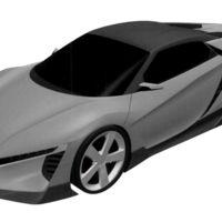 No, no es un NSX, es el futuro deportivo pequeño de Honda