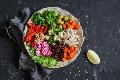 Dieta vegana: cómo cambia tu cuerpo desde el primer día