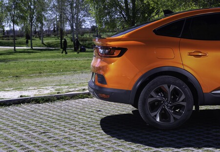 Renault Arkana E Tech 2021 Prueba 110