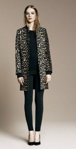 Zara Otoño-Invierno 2010/2011 abrigo corto