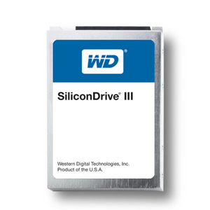 WD SiliconDrive III SSD 2.5 inches