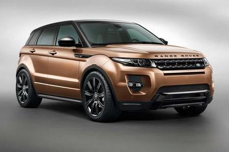También habrá un Range Rover Evoque eléctrico
