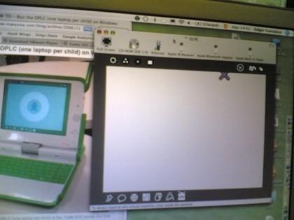 "Emulando el ""portátil de 100 euros"" (OLPC) en Mac OS X"