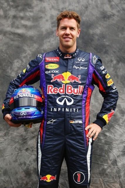 Se busca diseñador para el casco de Sebastian Vettel