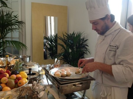 catering frutas-huevos