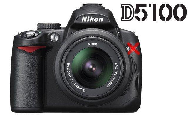 Nikon D5100 - especificaciones no oficiales