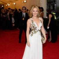 Kylie Minogue Gala MET 2014