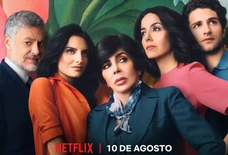 'La casa de las flores': la nueva serie mexicana de Netflix es un culebrón descafeinado