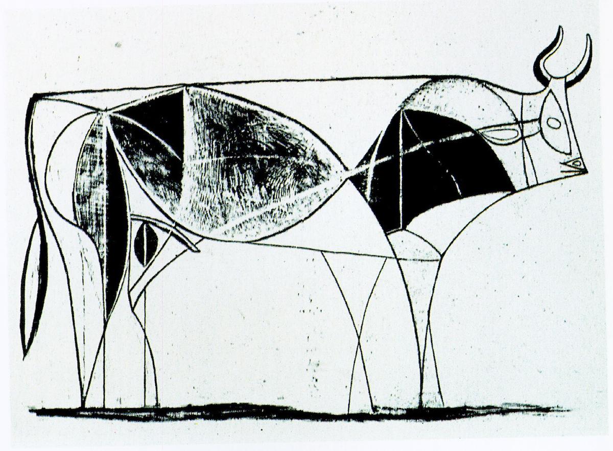 Foto de Toro de Picasso (8/11)