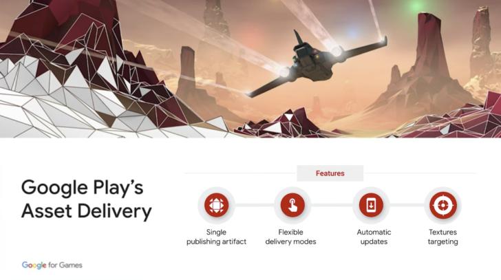 Google Play presenta un sistema para jugar más rápido a los games pesados e instalar sólo una parte de ellos