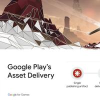 Google Play presenta un sistema para jugar más rápido a los juegos pesados e instalar sólo una parte de ellos
