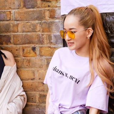 Si eres fan de Ariana Grande la nueva colección de H&M te va a volver loca
