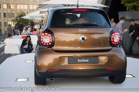 Smart ForTwo y ForFour 2014, primeras impresiones