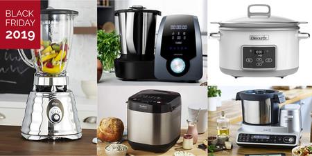 Black Friday 2019 en Amazon y eBay: mejores ofertas en robots de cocina y pequeños electrodomésticos