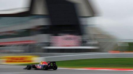 GP de Gran Bretaña F1 2011: Mark Webber consigue la pole position