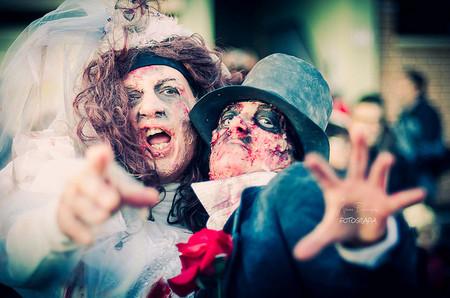 Maquillaje y consejos para hacer las fotos más terroríficas en Halloween