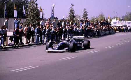 David Coulthard Montjuïc 1995