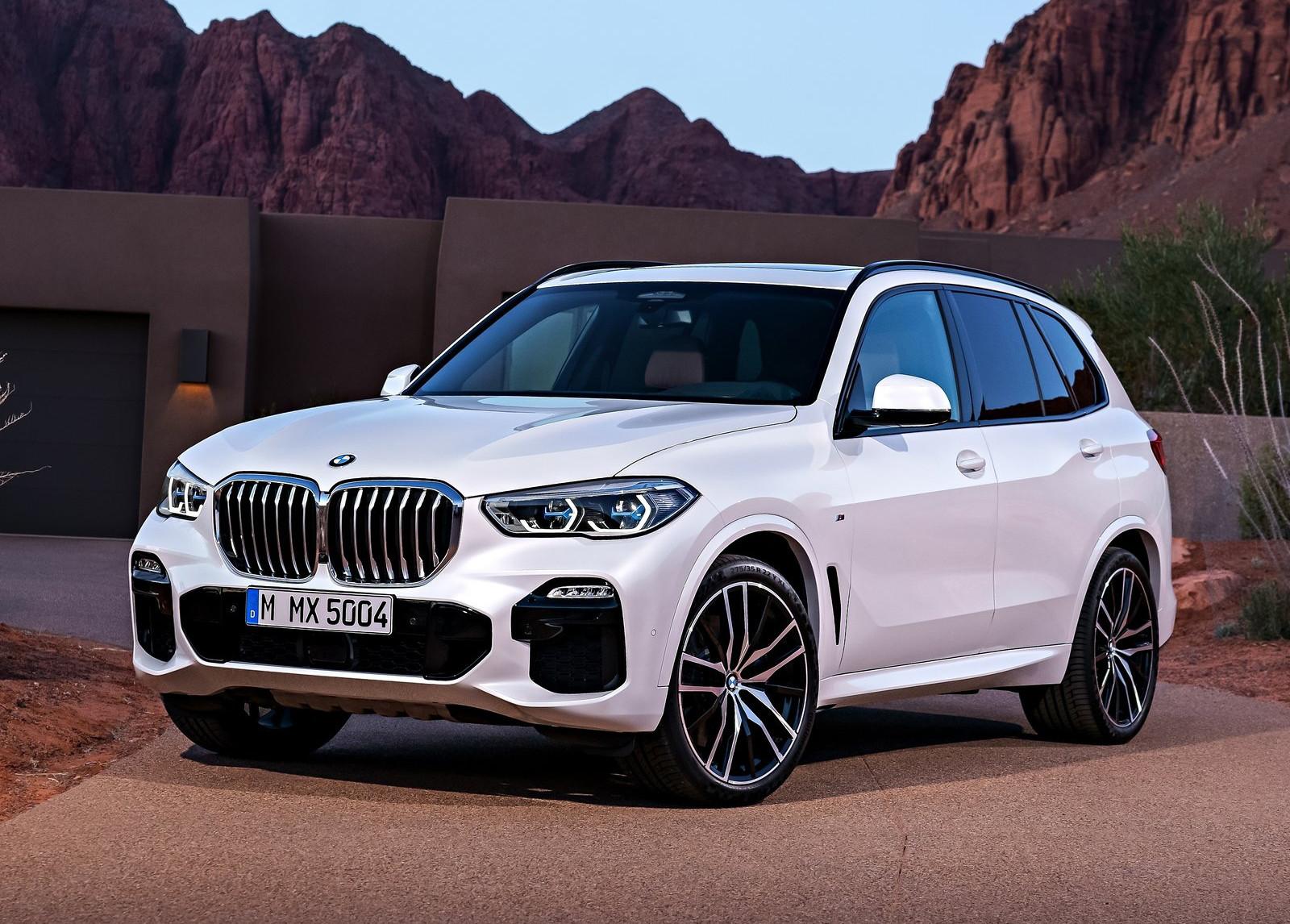 Foto de BMW X5 2019 (2/43)