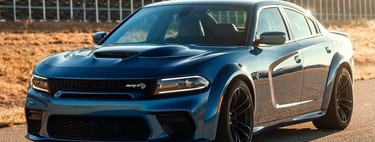 Cuando 707 hp no son suficientes, creas un Dodge Charger SRT Hellcat Widebody con ¡1,000 hp!