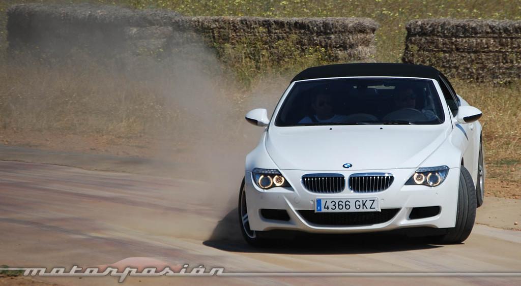 Foto de BMW M6 Cabrio (prueba) (10/68)