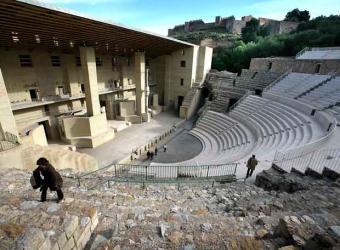 El Teatro romano de Sagunto, ¿a merced de quién?