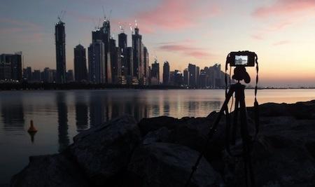 Sky: la ciudad de Dubai en Time-Lapse