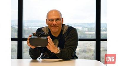 Oculus Rift va con todo: ahora se enlista a la compañía un ex directivo de EA