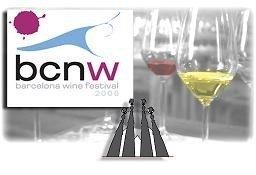 Zona de catas en el Barcelona Wine Festival