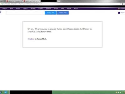 Yahoo inicia su batalla contra los bloqueadores de anuncios. Así han reaccionado los usuarios