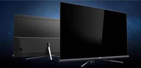 TCL apuesta por el sonido con su último televisor 4K, el TCL C76, al integar una barra de sonido creada por JBL