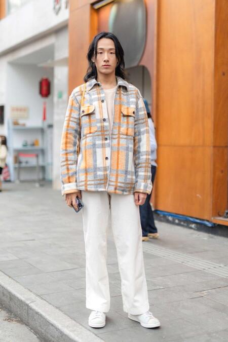 El Mejor Street Style De La Semana Shanghai Primavera 2021 07