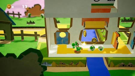 Yoshi S Crafted World 03