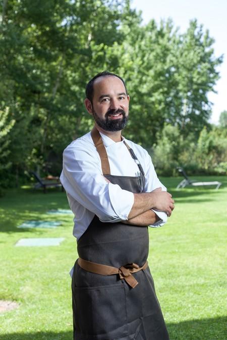 Samuel Moreno, chef de Molino de Alcuneza