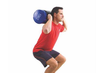 El saco de peso, un buen aparato para entrenar