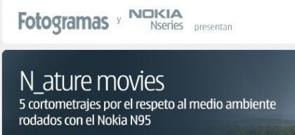 Nature Movies une a Medem, Coixet, Cobeaga, Sanchez Arevalo y Vigalondo junto a Nokia en defensa del medio ambiente