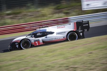 Porsche 919 Hybrid Rompe Record 2