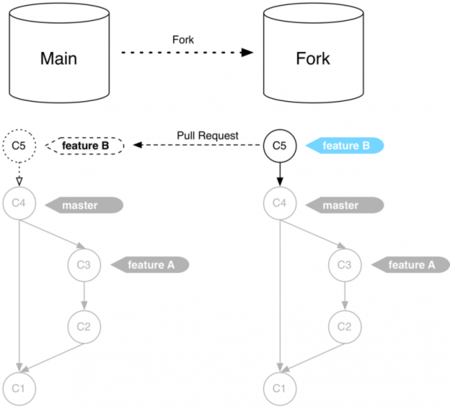 Forking Workflow