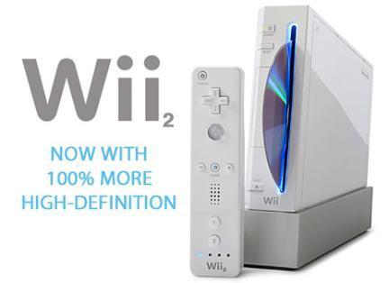 Nintendo Wii HD para el 2011
