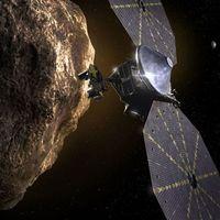 Misión Lucy: 7 asteroides +1 durante una sola misión