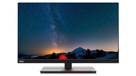 Thinkvision P27u 20 Front Normal Position